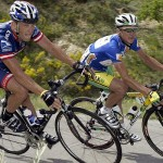 Tyler Hamilton, Lance Armstrong and the Power of a Secret