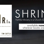 Shrink by Tim Suttle (book trailer)