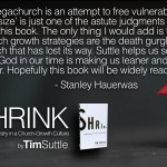 ISIS, Syria, Israel, 9/11, Ray Rice, Pistorius, Ferguson: Stanley Hauerwas & the Freedom to Hope
