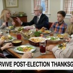 Wolf Blitzer Moderates Thanksgiving Dinner Like a Political Debate – Happy Thanksgiving Everyone