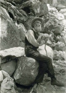 John Muir himself.