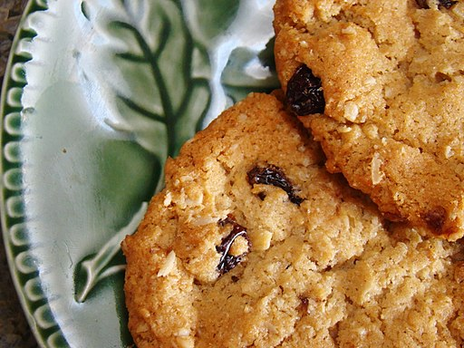 Oatmeal_Raisin_Vegan_Cookie_(3838760762)