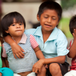 Primary kids from the Liahona Children's Foundation website