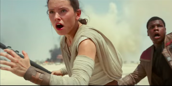 Screen shot. Courtesy of Star Wars/YouTube
