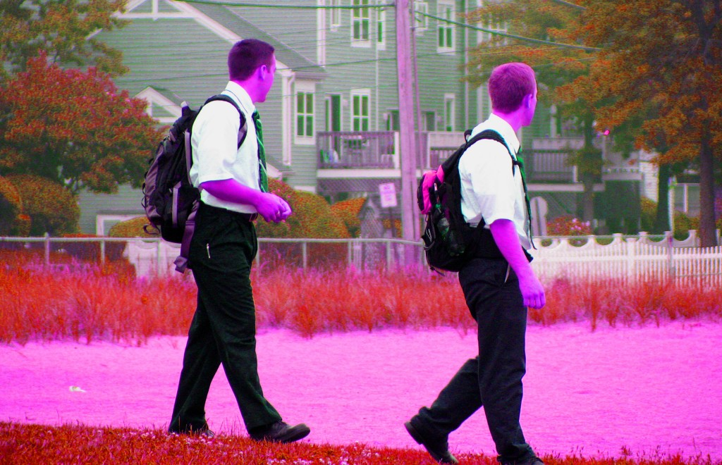 Do Mormon Missionaries Get Shafted on Health Care?