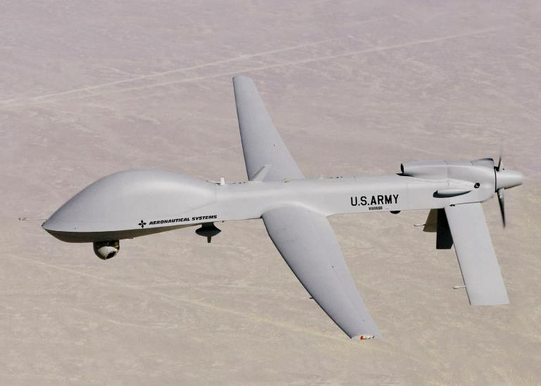 Drones And Realism In The Middle East