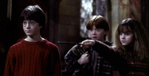 The Real Reason Harry Potter Helps Us Resist Donald's Hate.
