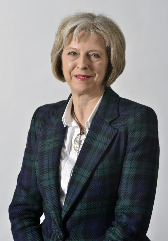 The Casual Sexism in Trump's Condolences to Theresa May
