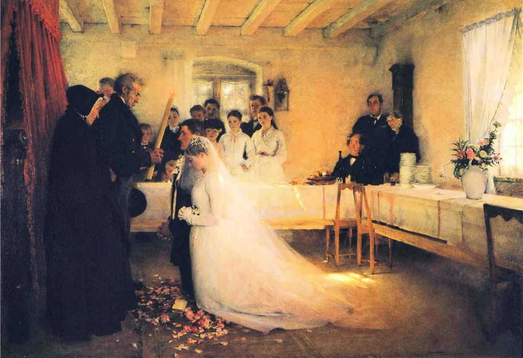 Pascal_Dagnan-Bouveret_-_Blessing_of_the_Young_Couple_Before_Marriage