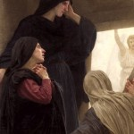 The Holy Women At The Tomb Of Jesus Christ by William Bourguereau-crop