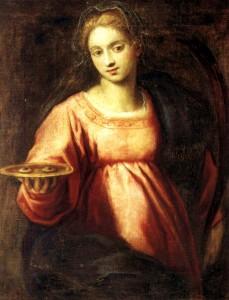 St. Lucy, Palma il Giovane (1544-1628)