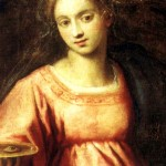 The Feast of St. Lucy and Violence Against Women