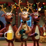 "From the Texas Dept. of Transportation's ""Tipsy, buzzed, or Blitzen"" campaign"
