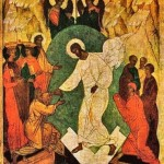 "Easter, waking up and the ""Harrowing of Hades"""