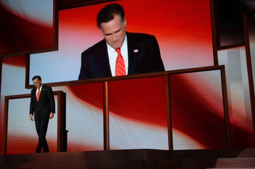 Five Observations from Romney's Convention Speech