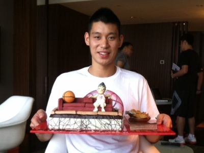 "Jeremy Lin: ""I would scream like a little girl."""