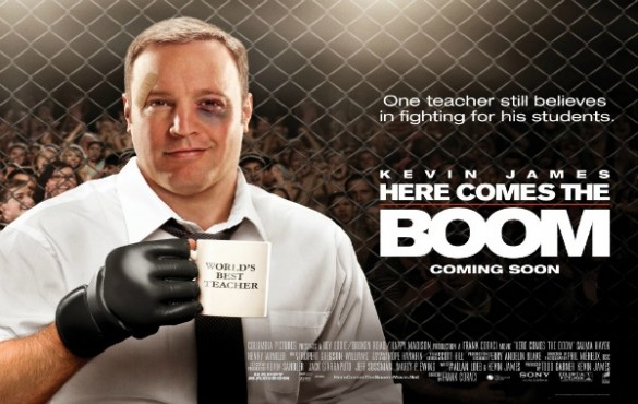 "How Kevin James Put his Faith in ""Here Comes the Boom"""