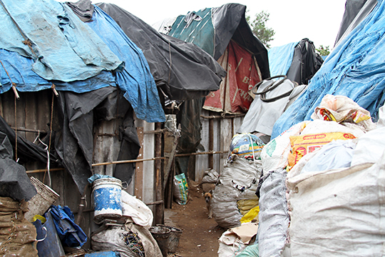 The Moral Hazard of Slum Tourism