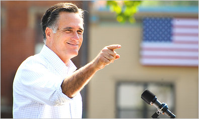 Five Things I Wish Mitt Romney Would Say in the Debate