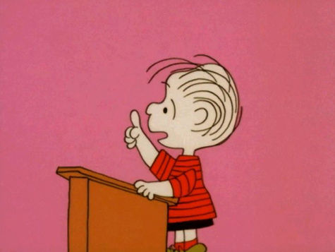 Why Linus Preaches the Gospel on National Television Every Year