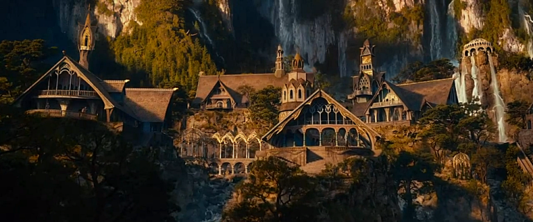 Find Wisdom at Rivendell