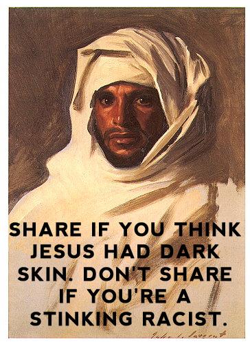 jesus-racist-dark-skin
