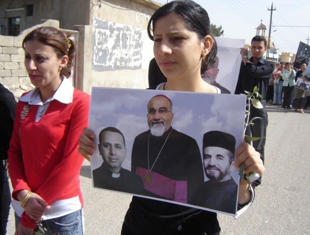 Iraq's Imperiled Christians