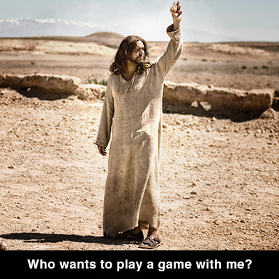 The Bible Miniseries – the Computer Game