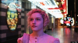 Julia Garner plays Rachel McKnight in Electrick Children.