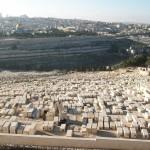 Graves, Mount of Olives, Jerusalem