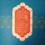 The Festival of Faith and Writing 2014