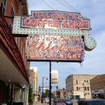 original image Balyeat's Coffee Shop, Van Wert, OH