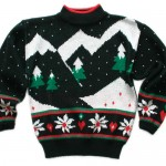 Sustainable Fashion – Christmas Sweater Style