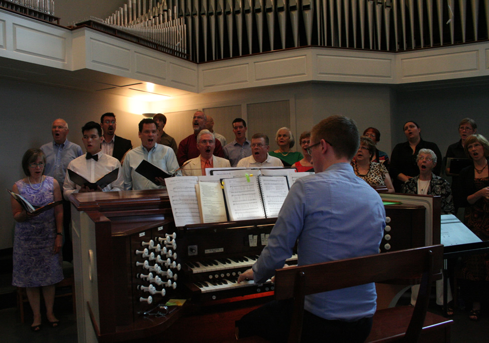 9 Reasons To Keep The Church Choir Alive