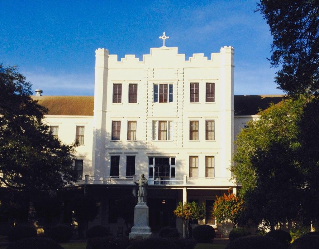 Saint Charles College, Grand Coteau, LA