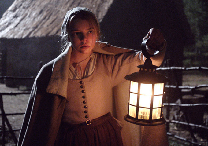 Anna Taylor-Joy, the Puritan daughter Thomasin in The Witch.