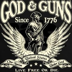 Guns God Patriot