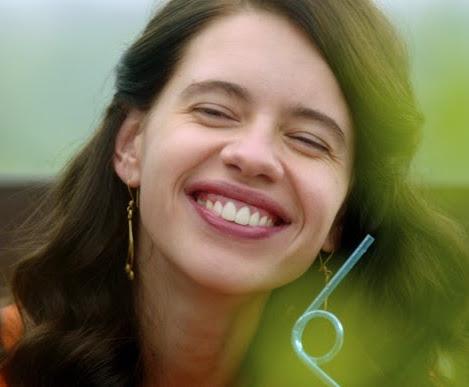 Kalki Koechlin, star of Margarita with a Straw. Courtesy of Wolfe Video.
