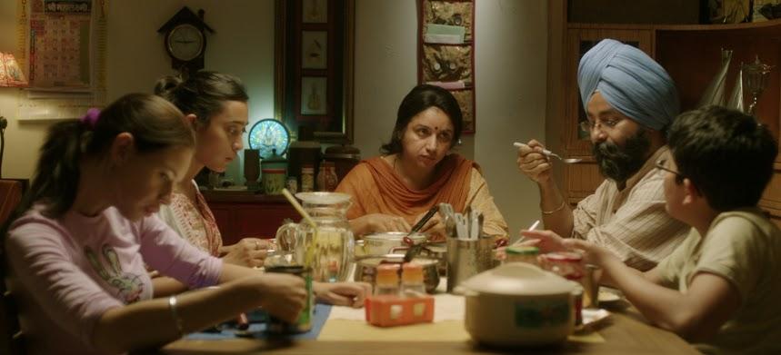 MWS family dinner