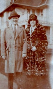 Harold and Margaret 1922