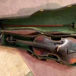 Grandmothers violin