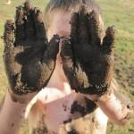 It's Mud