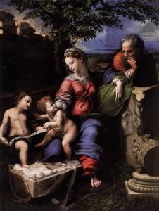 Madonna of the Oaks Wikimedia
