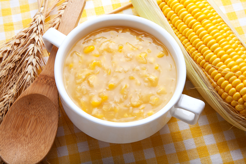 Sweet Corn Chowder and Friday Suppers