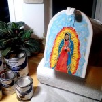 How to Make a Prayer Box for your Marian Garden, or Any Prayer Garden