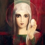 Mary Magdalene by Richard Stodart
