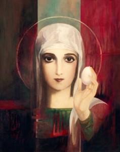 Mary Magdalene by Richard Stodart