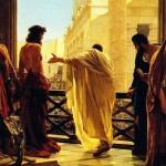 Jesus had a Platform