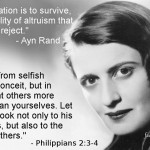 Ayn Rand, Not Jesus, Is The Moral Guide For Today's Republican Party