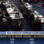 BREAKING: Gorsuch Fails (When You Can't Win Fair And Square, Just Change The Rules)